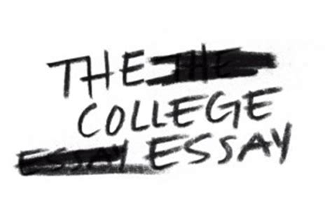 Essays That Worked Undergraduate Admissions Johns
